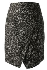 Proenza Schouler Textured High Waist Skirt - Lyst