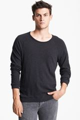 Rag & Bone Raglan Long Sleeve T-shirt - Lyst