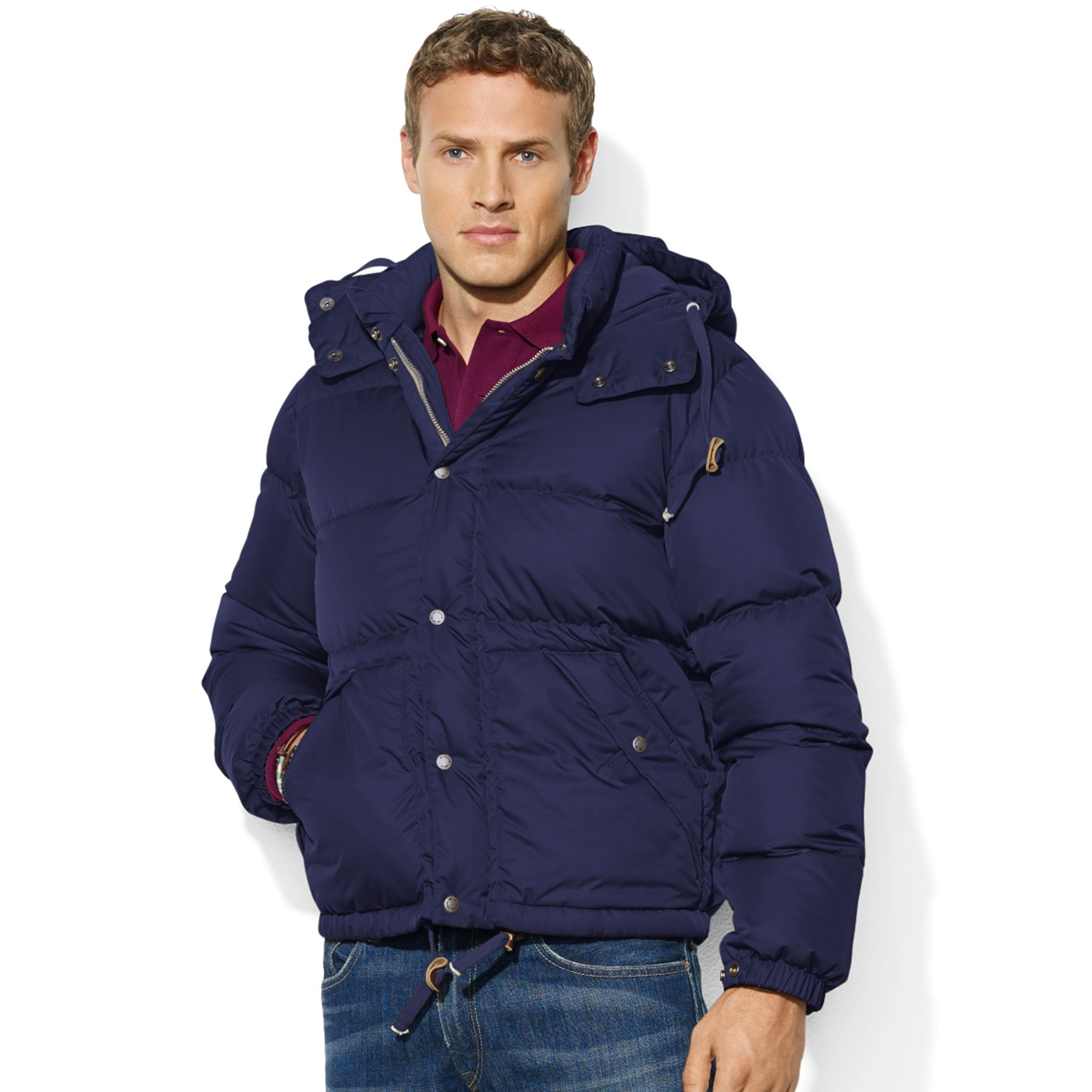 eecf72e8 Men's Jackets & Coats from Ralph Lauren, ralph lauren aviator jacket