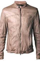 Drome Leather Jacket - Lyst
