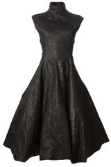 Gareth Pugh Flared Dress