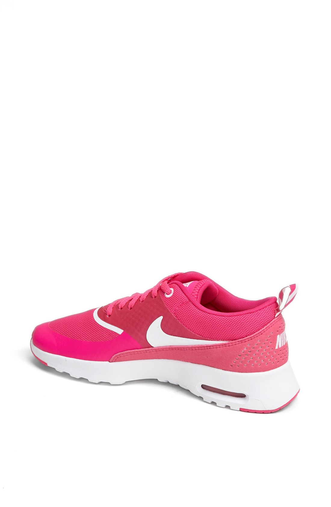 Air Max Thea Pink And White