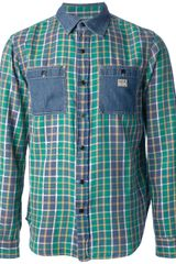 Ralph Lauren Check Shirt - Lyst