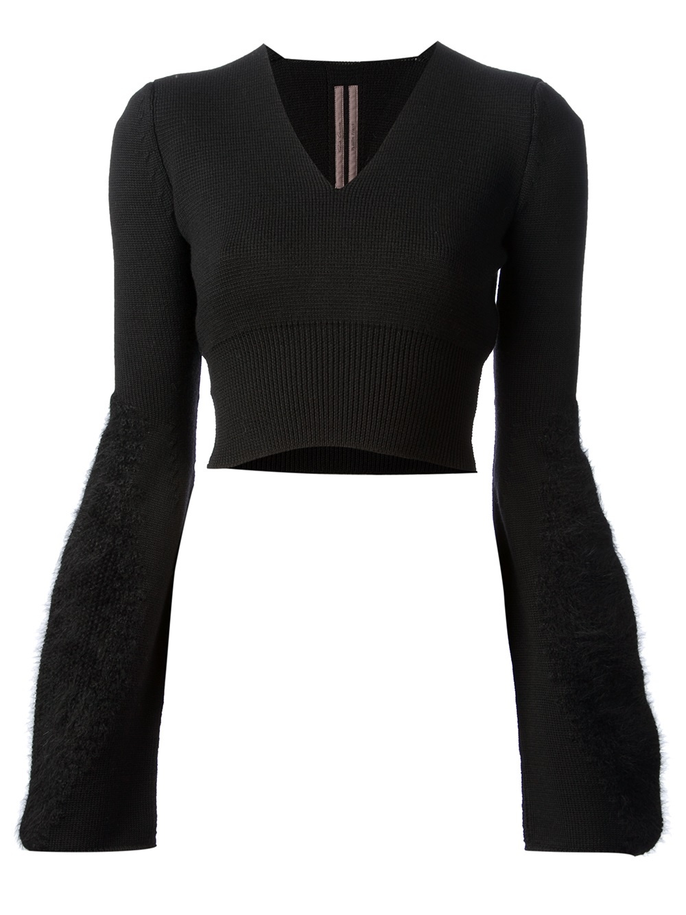 Rick Owens cropped jumper Best Wholesale Cheap Online For Sale Cheap Price From China vwGwtKs1
