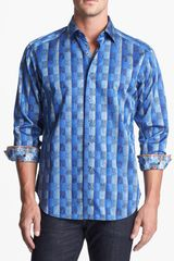 Robert Graham Regular Fit Sport Shirt - Lyst