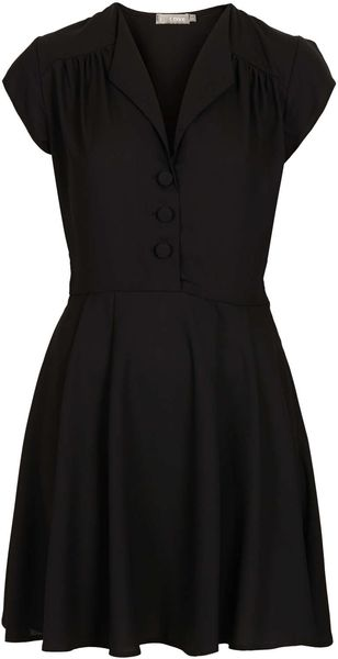 Topshop Tea Dress By Love - Lyst