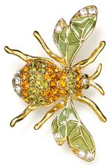 Carolee Bee Pin - Lyst