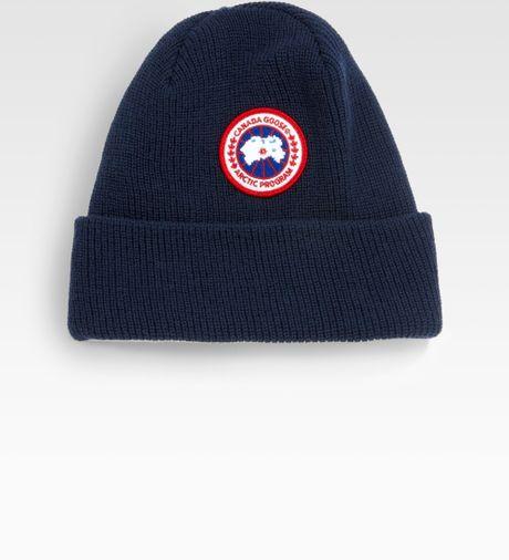 b6d8f3fa0ab Canada Goose Merino Wool Watch Cap
