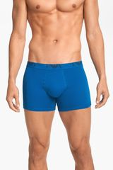Emporio Armani Cotton Boxer Briefs - Lyst
