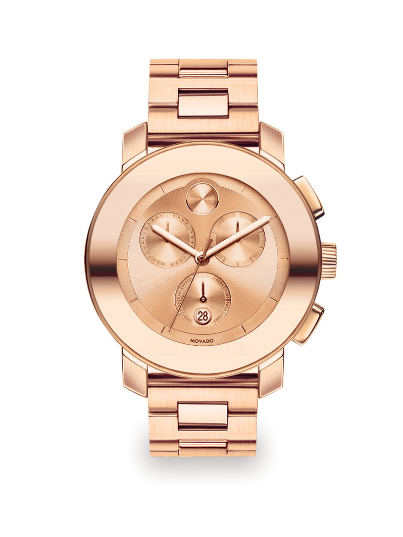 10 Kitchen And Home Decor Items Every 20 Something Needs: Movado Bold Rose Goldtone Ip Stainless Steel
