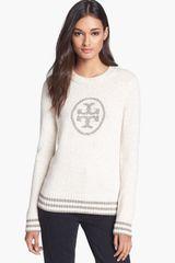 Tory Burch Judith Sweater - Lyst
