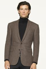 Black Label Anthony Tickweave Sport Coat - Lyst
