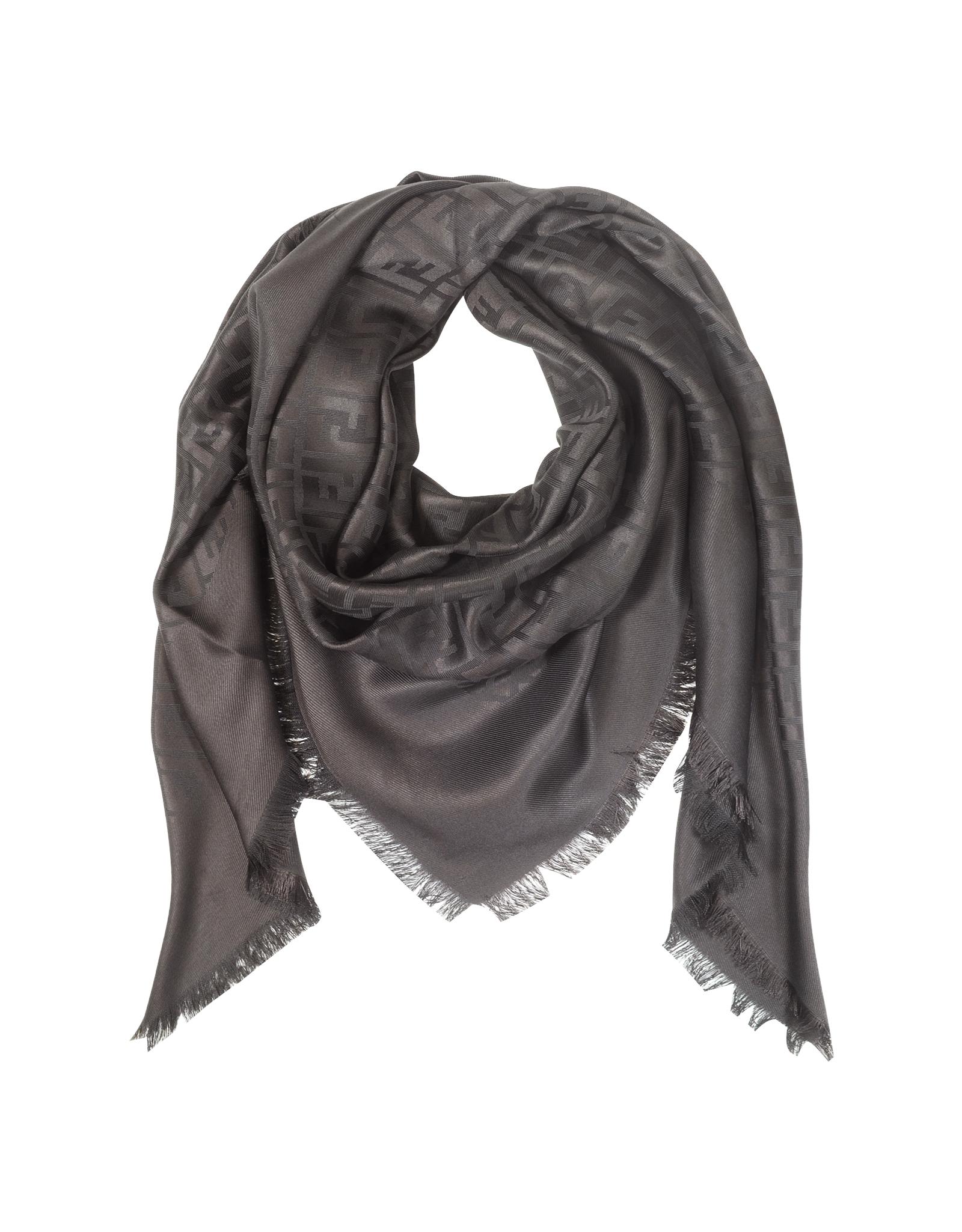 564403845 top quality fendi grey scarf 78732 50970