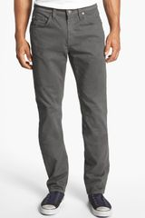 J Brand Kane Slim Fit Pants - Lyst