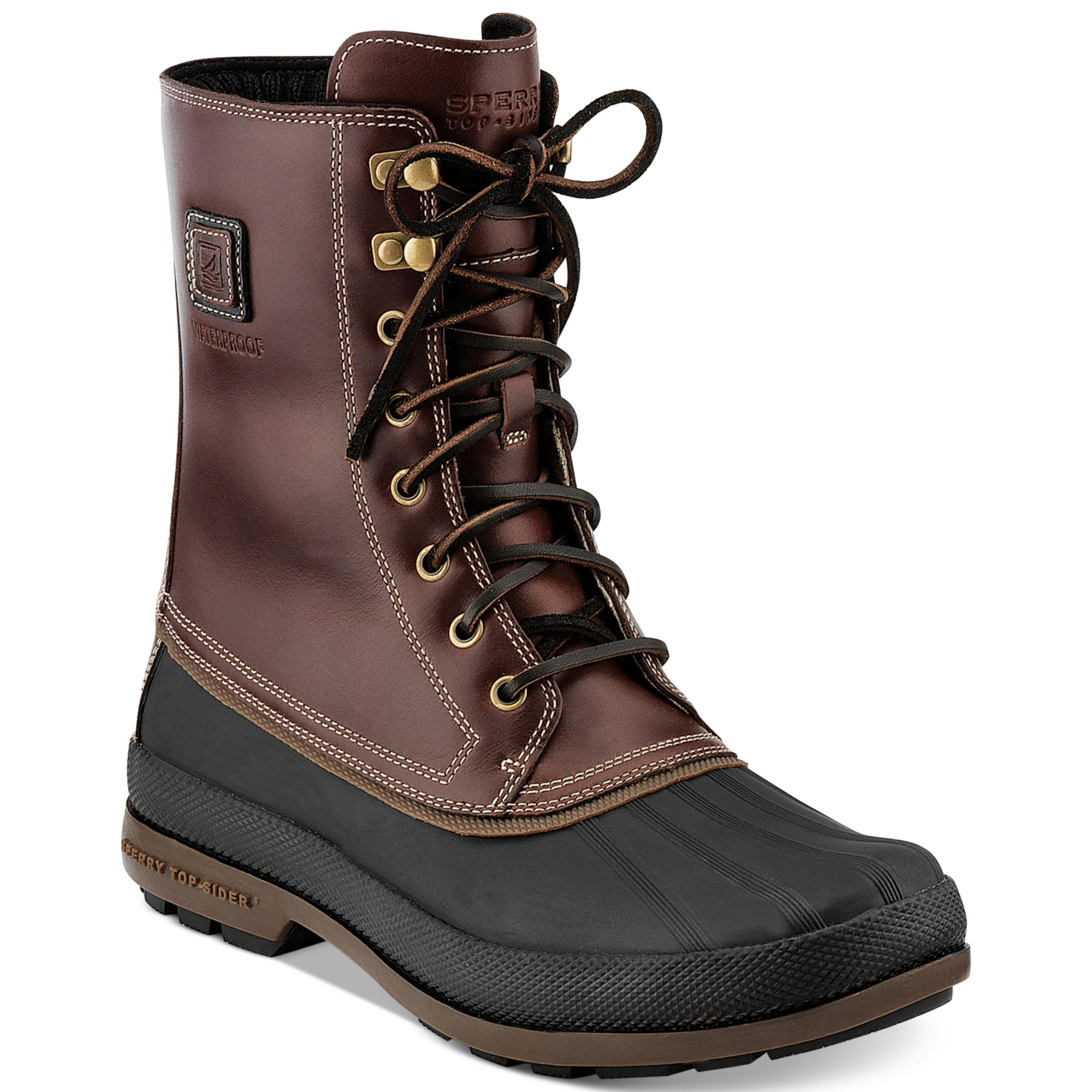 Duck boots men - photo#18
