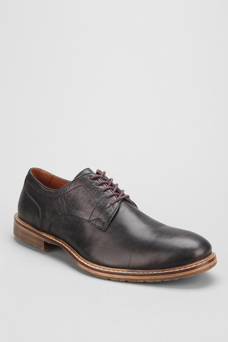 Urban Outfitters Oxford Shoe In Black For Men Lyst