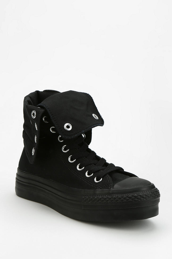 d686f828948a ... where to buy lyst urban outfitters converse chuck taylor all star  foldover 11607 26292