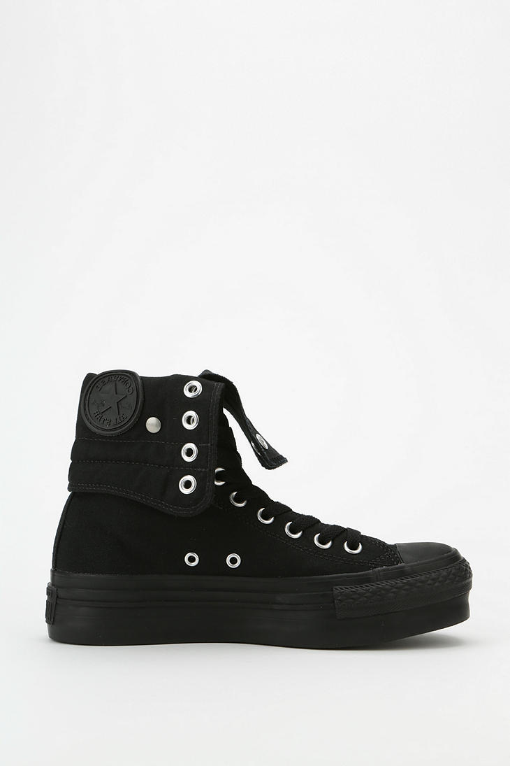Urban Outfitters Converse Chuck Taylor All Star Foldover