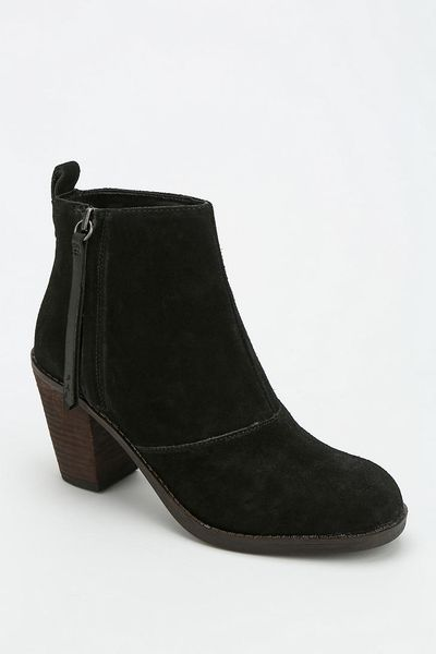 outfitters dolce vita joust suede ankle boot in