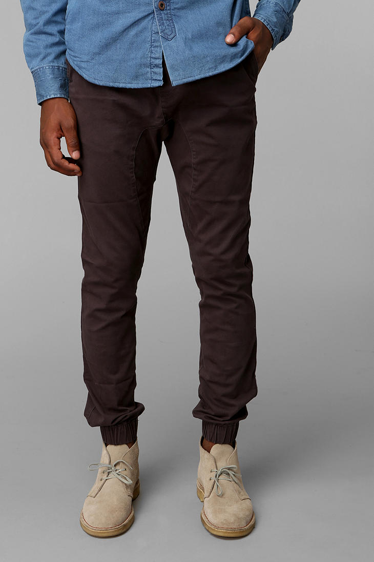 Empyre Jag Black Twill Jogger Pants $ Buy 1 Get 1 50% off Quick View Empyre Creager Stretch Elastic Waist Khaki Jogger Pants $ Buy 1 Get 1 50% off Get A Package Deal and Save Quick View Free World Remy Dark Khaki Jogger Pants $ Buy .