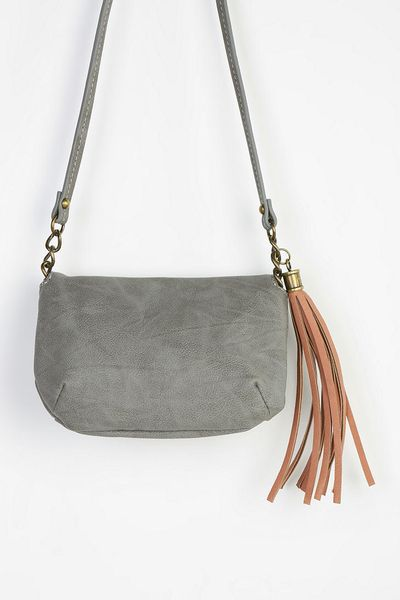 Urban Outfitters Ecote Tassel Crossbody Bag 119
