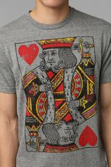 Urban Outfitters King Of Hearts Tee