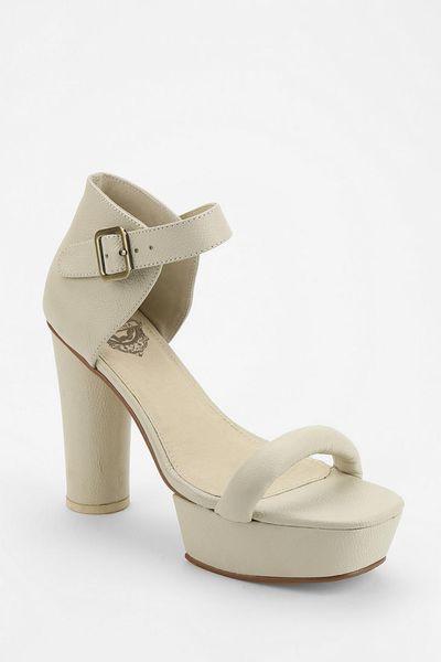 Urban Outfitters Sol Sana Lassi Platform Sandal in Beige ...
