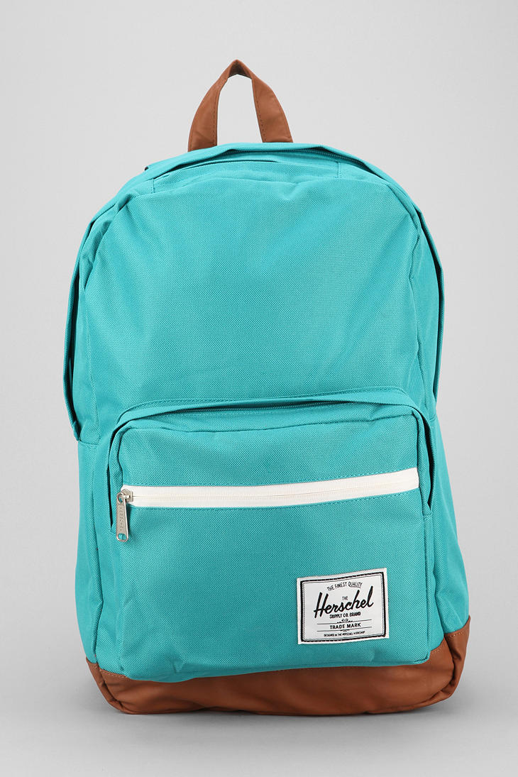 Lyst Herschel Supply Co Pop Quiz Backpack In Blue For Men