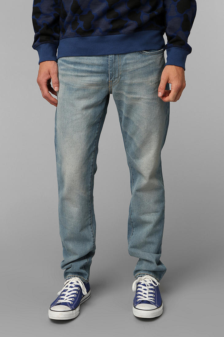 Lyst Urban Outfitters Levis 511 Whiskey Skinny Jean In