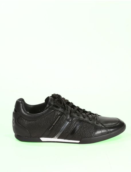 Y3 Yohji Yamamoto Shoes In Black For Men Lyst