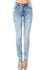 Cheap Monday The Tight Slim Jean - Lyst