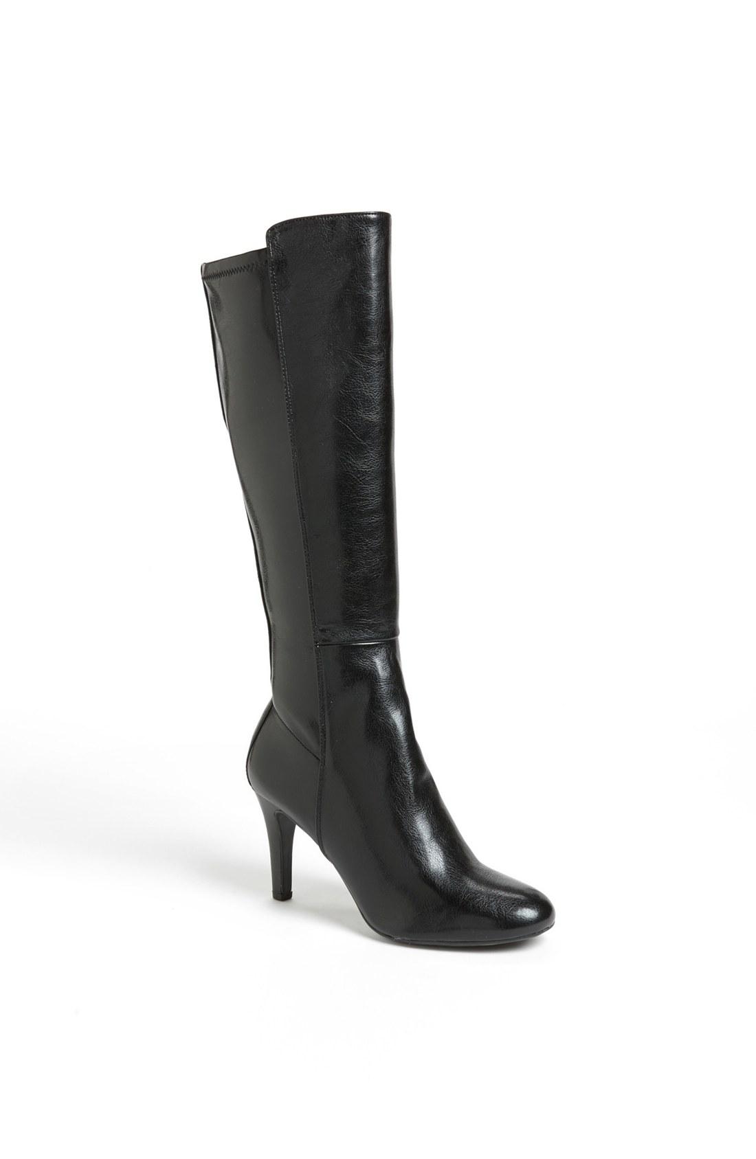 Franco sarto black boots 28 images franco sarto clint for Franco sarto motor over the knee boots