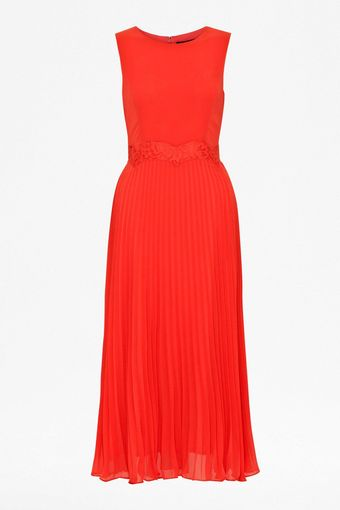 French Connection Autumn Spells Maxi Dress - Lyst