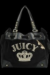 Juicy Couture Daydreamer Royal Iconic Bag - Lyst
