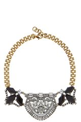 Whistles Lulu Frost Statement Necklace - Lyst