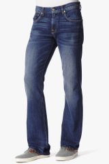 7 For All Mankind Bootcut Jeans - Lyst
