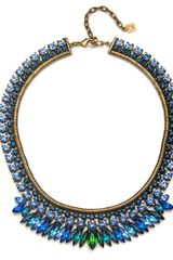 Dannijo Nathalia Necklace - Lyst