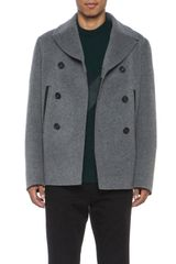 Jil Sander Bristol Double Breasted Jacket - Lyst