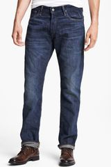 Polo Ralph Lauren Roebling Slim Fit Selvedge Jeans - Lyst