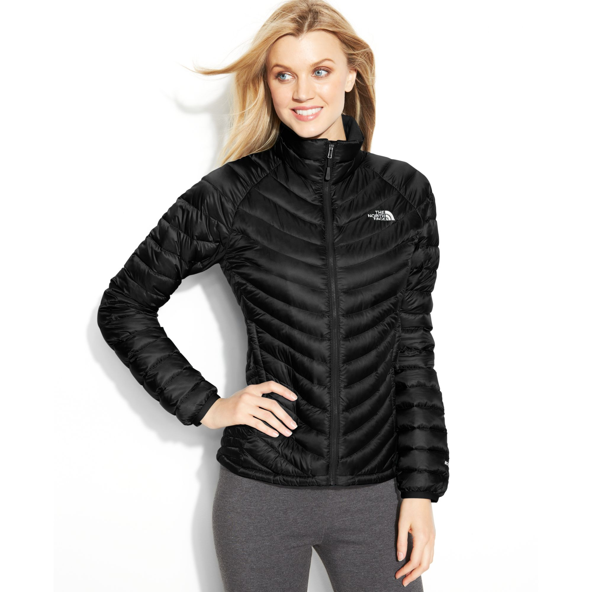 Lyst The North Face Thunder Quilted Packable Down Puffer