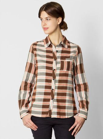 Ace & Jig Blouson Top - Lyst