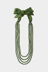 Toast Wrapped Bead Necklace - Lyst