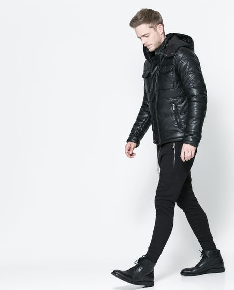 Zara Quilted Jacket With Hood ~ Jewelled Sandals : zara mens quilted jacket - Adamdwight.com