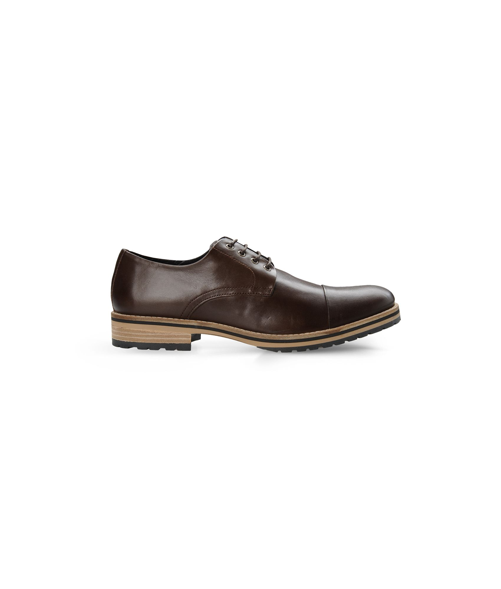 Armani jeans Lace-up Shoe in Black for Men