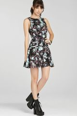BCBGeneration Dress Printed - Lyst