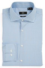 Boss by Hugo Boss Miles Sharp Fit Dress Shirt - Lyst