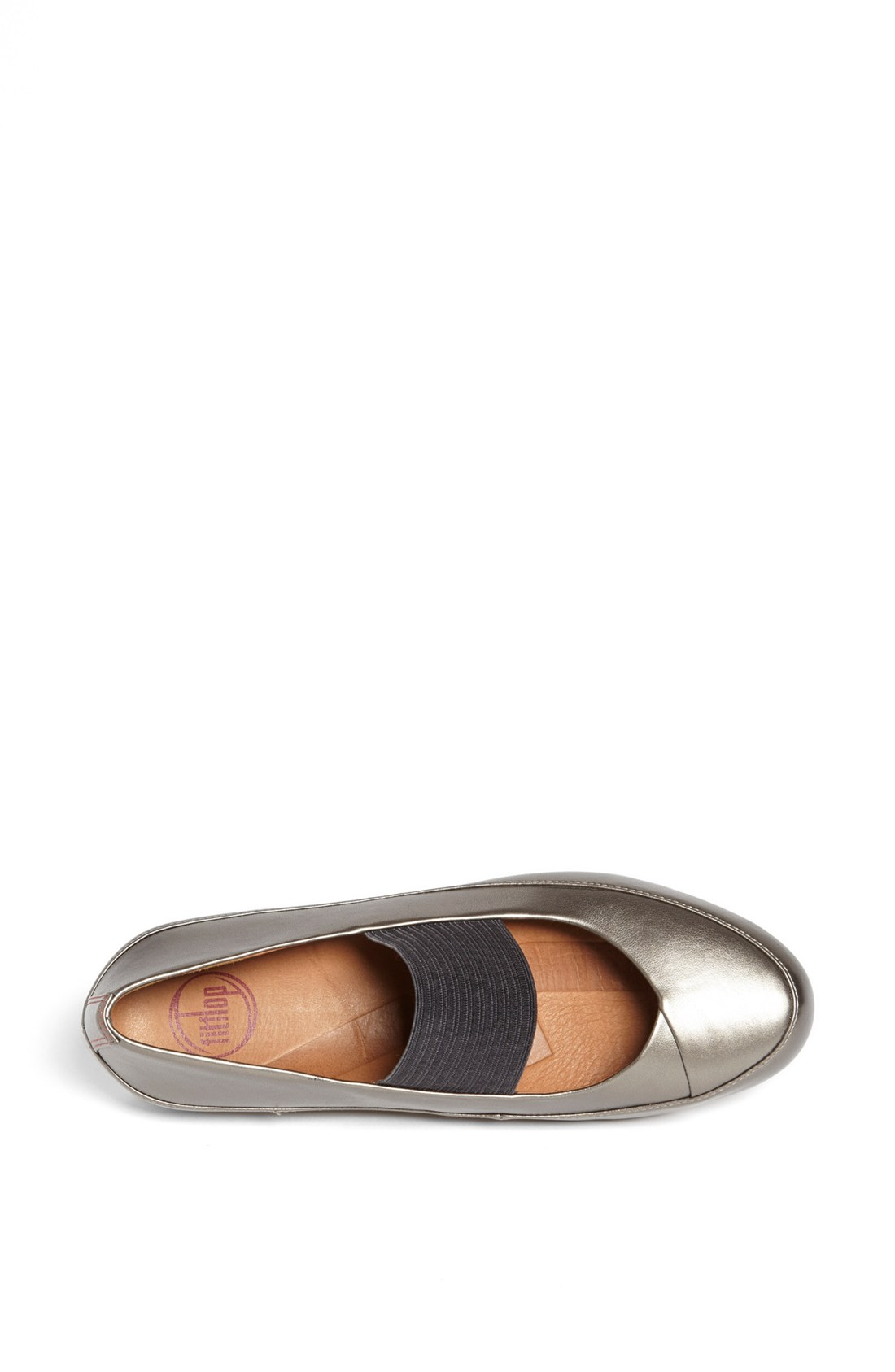 fitflop due mary jane pewter