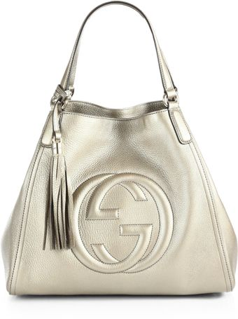 Gucci Soho Medium Shoulder Bag - Lyst