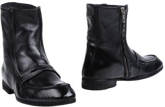 Officine Creative Italia Ankle Boots - Lyst