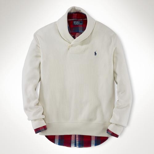 Mens Shawl Sweaters